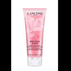 Lancôme Rose Sugar Scrub